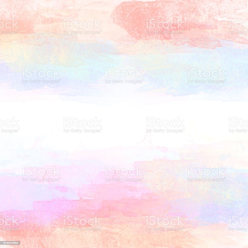 abstract beautiful colorful watercolor painting background colorful