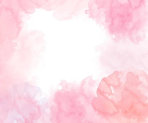belle aquarelle coloré abstrait, fond coloré brosse. - fond aquarelle photos et images de collection