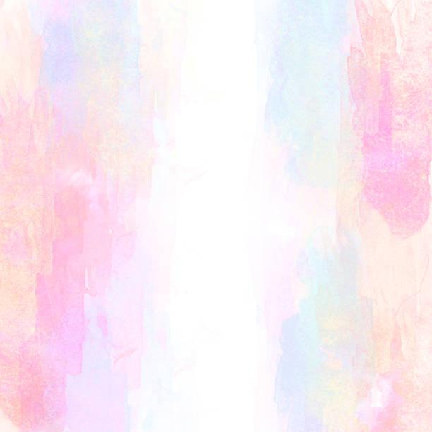 belle aquarelle coloré abstrait, fond coloré brosse - dessin au pastel photos et images de collection