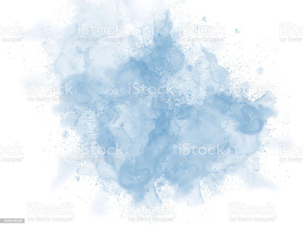 Abstracto acuarela colorido hermoso fondo, fondo colorido pincel. - foto de stock