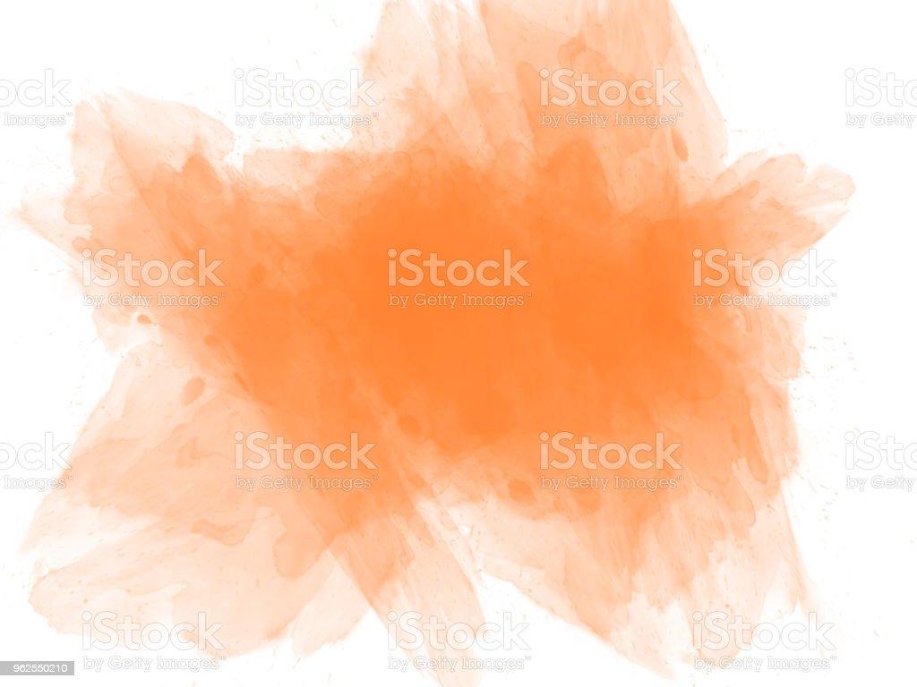 Abstrato base linda pintura aquarela colorida. - Foto de stock de Abstrato royalty-free