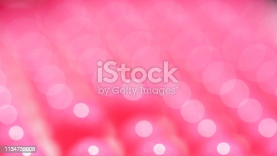 istock Abstract beautiful pink color background 1134735008