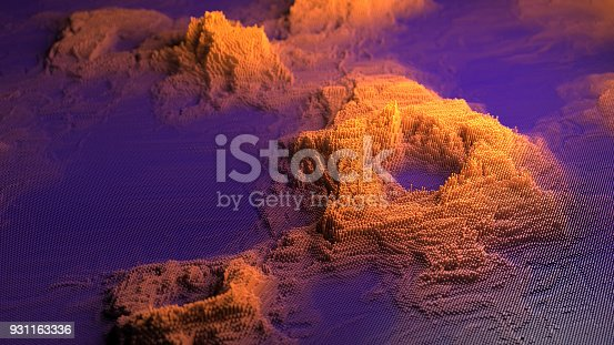 istock Abstract big data 931163336