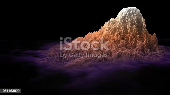 istock Abstract big data 931163822