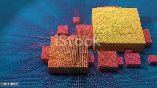 istock Abstract big data 931163932