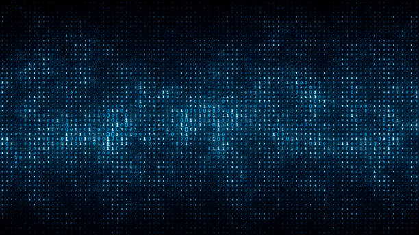 Abstract binary background Abstract binary background binary code stock pictures, royalty-free photos & images