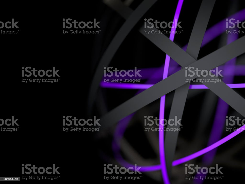 Abstract black and violet concept background royalty-free stock photo