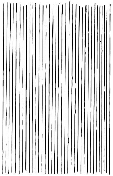 abstract black lines on white - in a row stock pictures, royalty-free photos & images