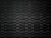 Abstract Black metal grid texture