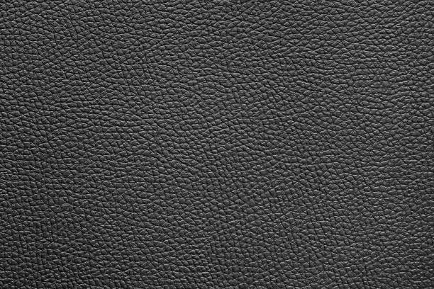 Cтоковое фото abstract  black textured leather background