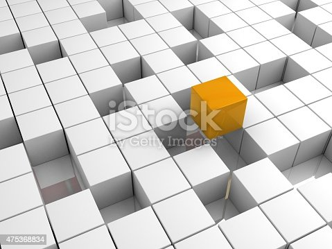 istock Abstract block 475368834
