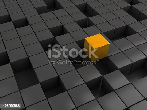 istock Abstract block 476250886