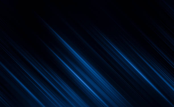 abstract blue and black are light pattern with the gradient is the with floor wall metal texture soft tech diagonal background black dark clean modern. abstract blue and black are light pattern with the gradient is the with floor wall metal texture soft tech diagonal background black dark clean modern. dark blue stock pictures, royalty-free photos & images