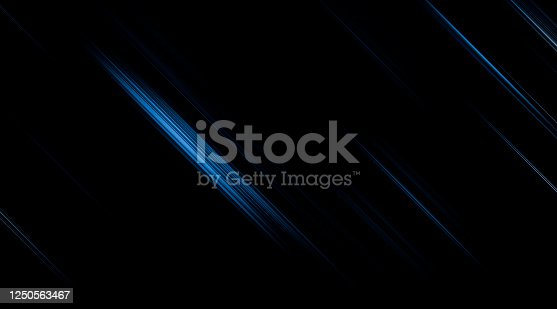 877787978 istock photo abstract blue and black are light pattern with the gradient is the with floor wall metal texture soft tech diagonal background black dark clean modern. 1250563467