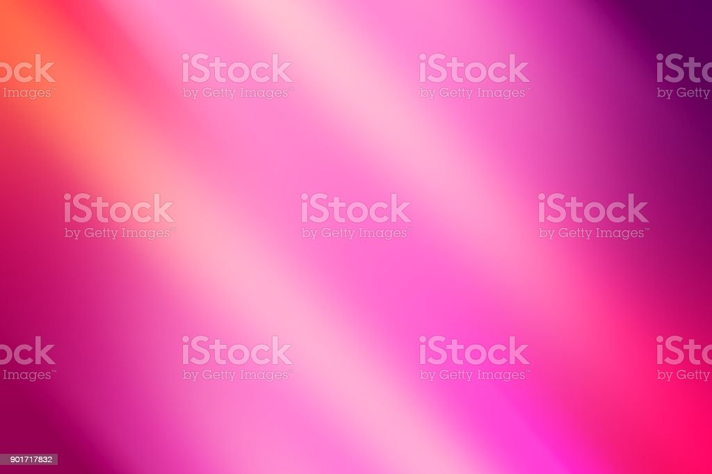 Abstract blue and pink gradient background stock photo