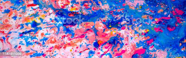 Abstract blue and pink painting on canvas using liquid acrylic picture id1182311039?b=1&k=6&m=1182311039&s=612x612&h=sbevtlj1 vqvlwx4ialae88f9ahrmfunm1l7jnfiilm=