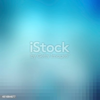 istock Abstract blue and white background 451684677