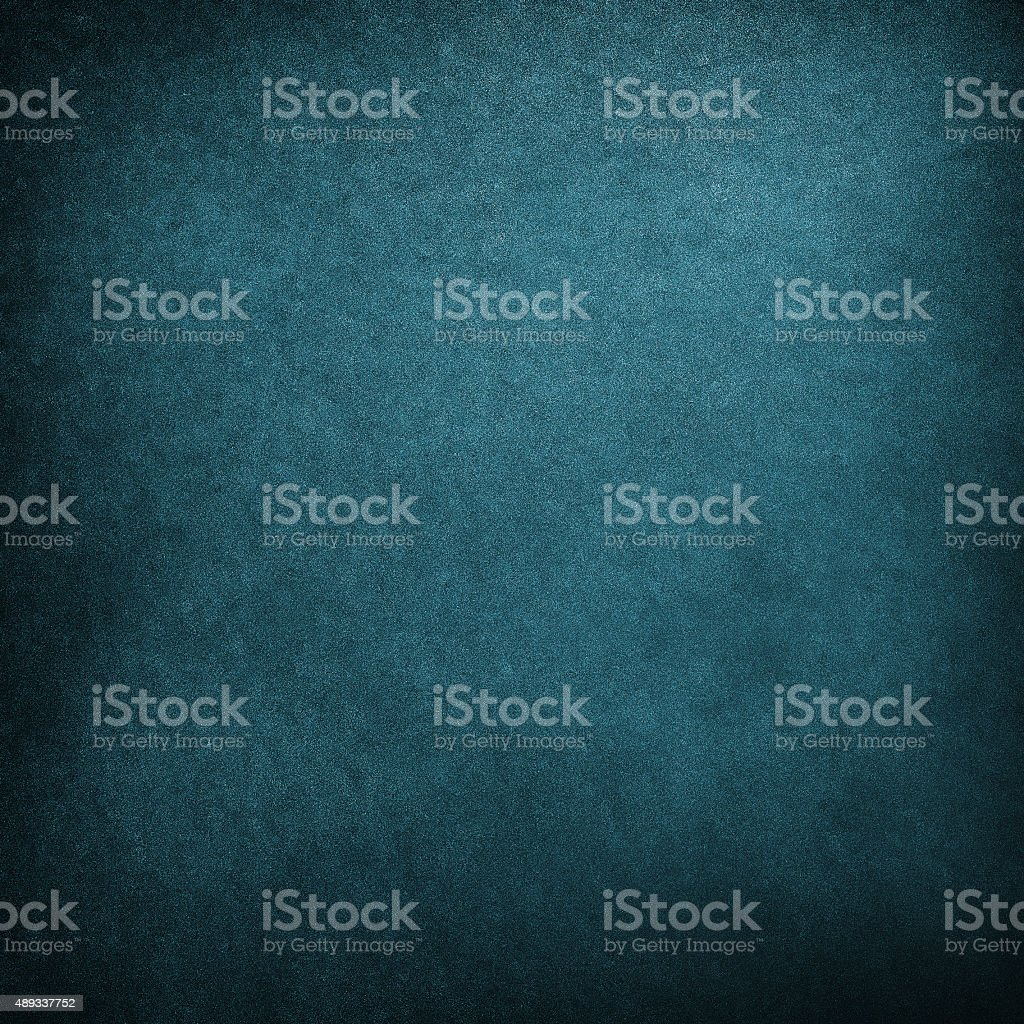 abstract blue background of elegant dark vintage grunge texture stock photo