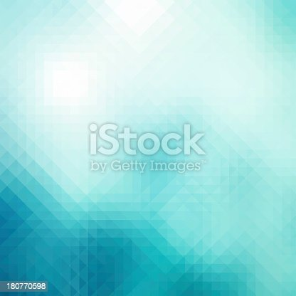 istock Abstract blue background 180770598