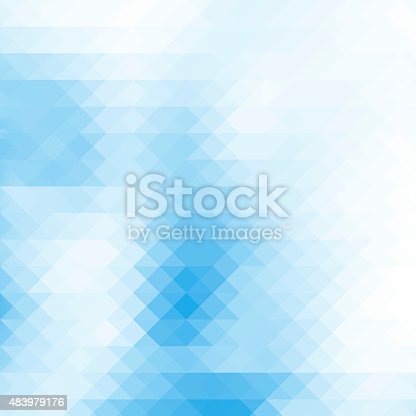 500931628 istock photo Abstract blue background 483979176