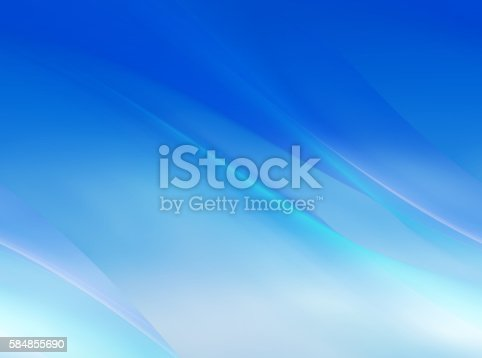 istock Abstract blue background 584855690