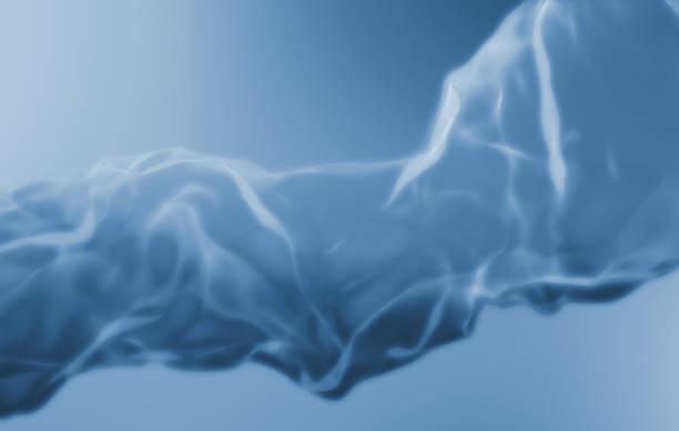abstrakt blau hintergrund - medium strähnchen stock-fotos und bilder