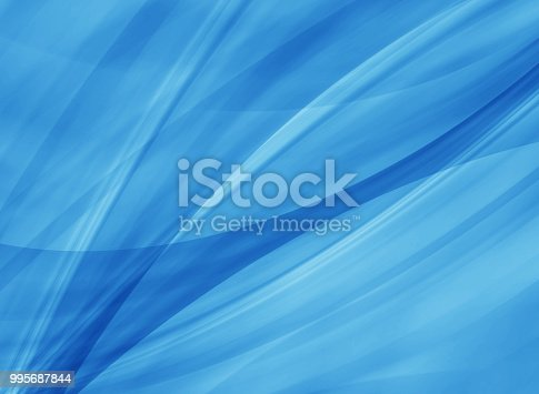 istock Abstract blue background 995687844