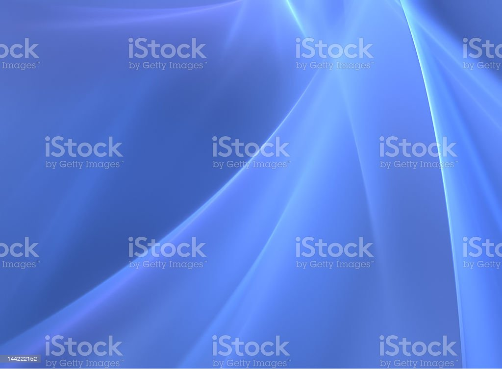 Abstract Blue Background VIII royalty-free stock photo
