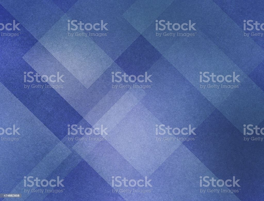 abstract blue background with angles layers and texture stock photo