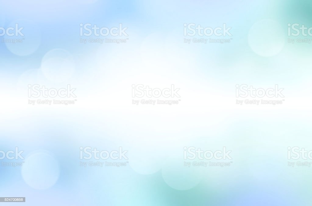 Abstract blue background with light effects