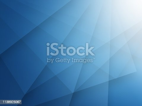 1135911226 istock photo Abstract blue background with lines. illustration technology design 1138925067