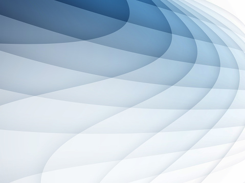 1135911226 istock photo Abstract blue background with lines. illustration technology design 1185402928