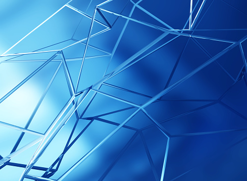 1135911226 istock photo Abstract blue background with lines 1272481053