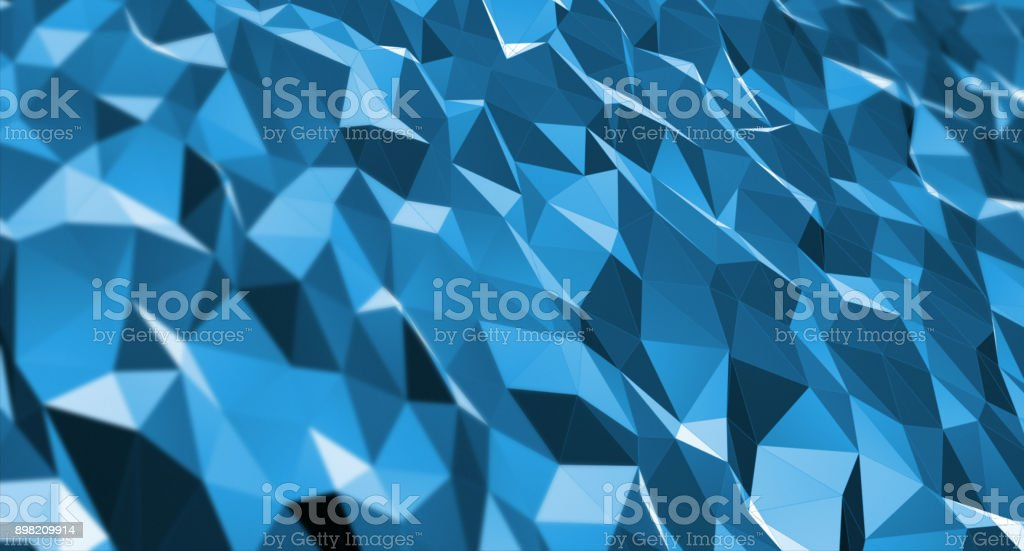Abstract Blue Backgrounds stock photo