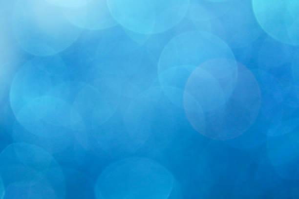 abstract blue bokeh background - blue background zdjęcia i obrazy z banku zdjęć