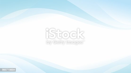 istock Abstract blue cyan background 995719694