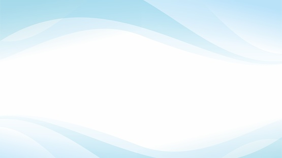 Abstract blue cyan background