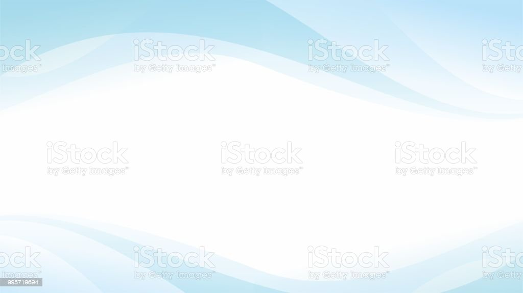 Abstract blue cyan background stock photo