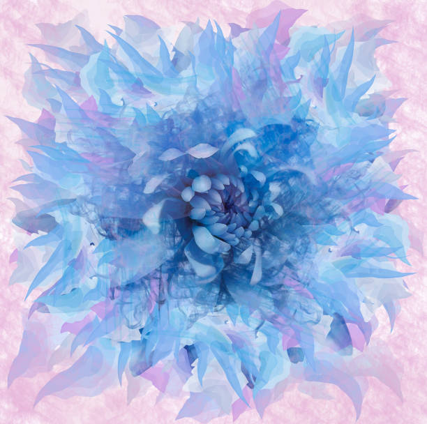 Abstract blue flower in watercolor style floral bluepink background picture id893895544?b=1&k=6&m=893895544&s=612x612&w=0&h=lgbf hyx 06h8oj5pbc7fe83dmghncppgemob81jm0u=