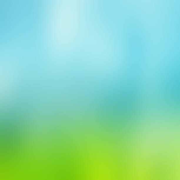 abstract  blue green technology and science modern background - green background stock photos and pictures