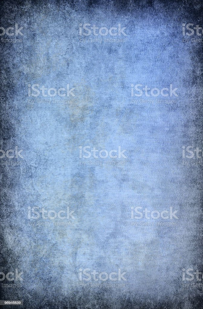 abstract blue grunge background royalty-free stock photo
