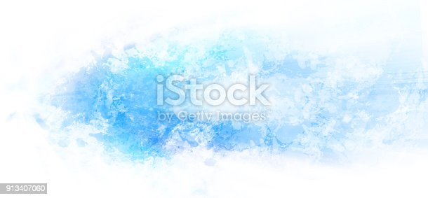 842096920 istock photo Abstract Blue Halftone Background 913407060