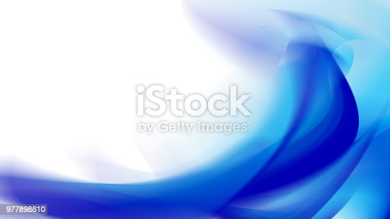 842096920 istock photo Abstract Blue Halftone Background 977898610