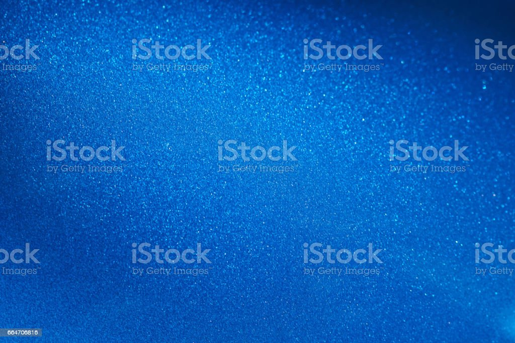 Abstract blue matte metal background stock photo
