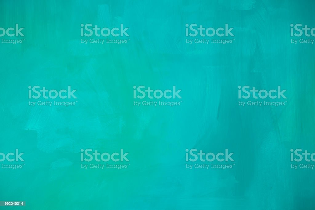 Abstract blue paint texture background stock photo