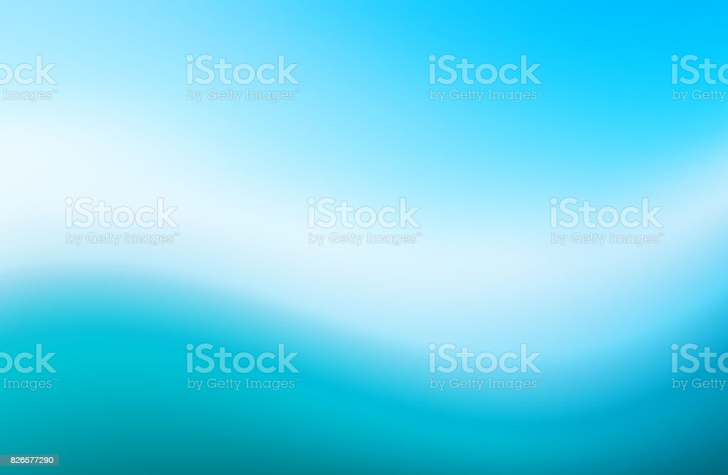 abstract blue sea  summer  banner background stock photo