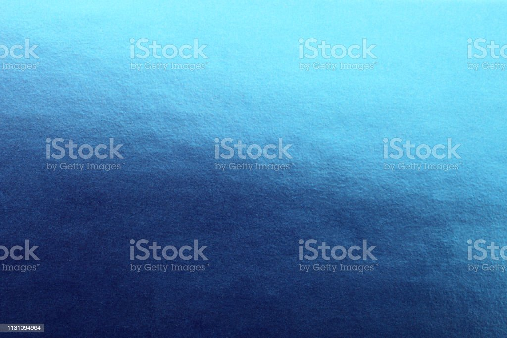 Abstract blue surface royalty-free stock photo