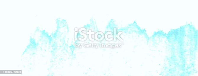 610861102 istock photo abstract blue watercolor  background with space for text or image 1166627563