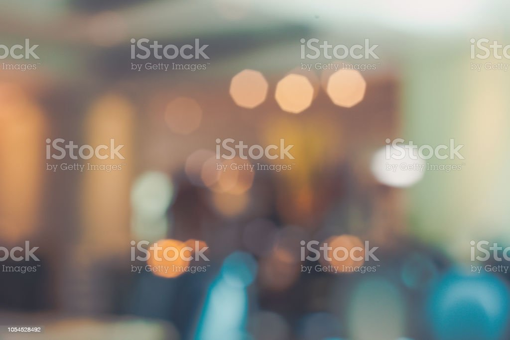 Abstract blur background in vintage style. stock photo