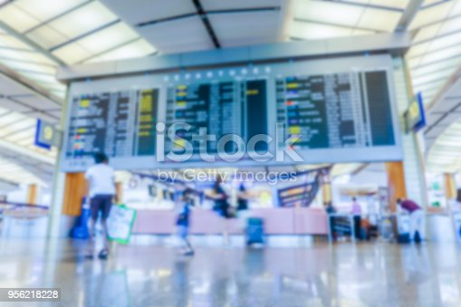 469824732istockphoto abstract blur background texture in airport 956218228